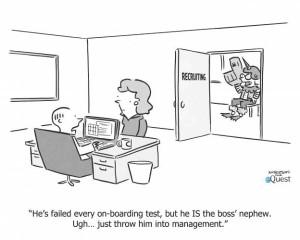 HR Cartoon for July 28th Blog